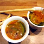 Soupe italienne aux courgettes
