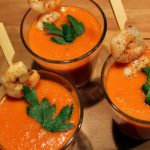 soupe aux poivrons