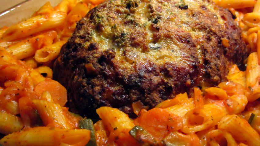 Pain de viande Provençal