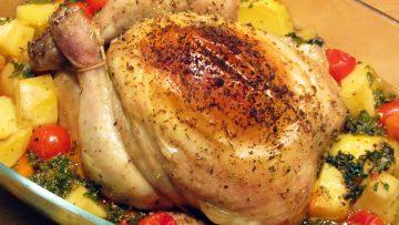 Ragout de poulet
