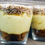 Pudding vanille et spéculoos