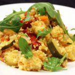 Couscous végétarien au chou-fleur