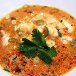 soupe thailandaise
