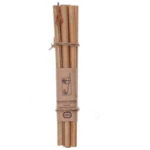 pailles bambou