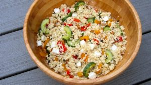 salade couscous