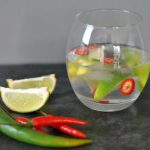 Gin tonic au chilli