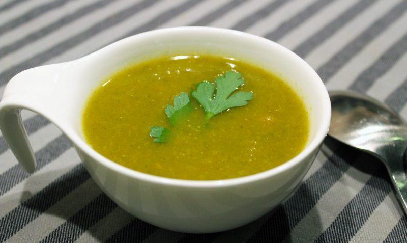 Soupe Céleri - Potiron