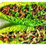 tacos végétarien