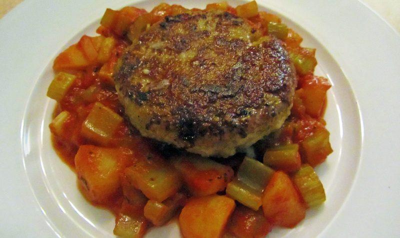 céleri sauce tomate
