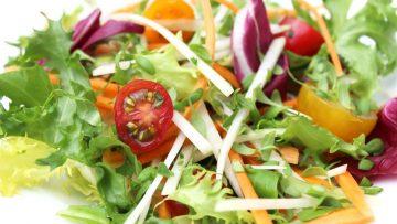 salade chou-rave