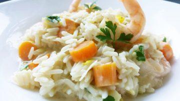 scampi riz coco