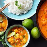 choufleur au curry