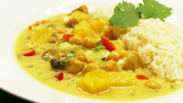 curry d'automne