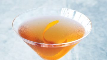 sherry martini