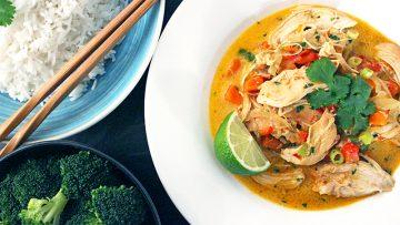 poulet thaï