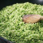 riz au brocoli