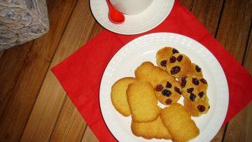 biscuits pour café