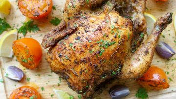 poulet croate
