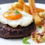 steak haché de cheval